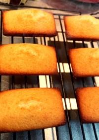 焦がし発酵バター深型フィナンシェ