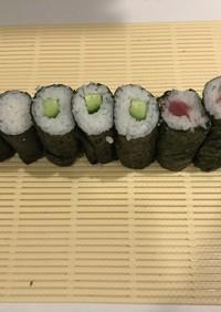 大三元の手巻き寿司