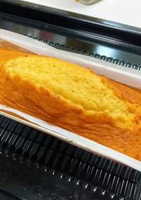 青柚子のパウンドケーキ