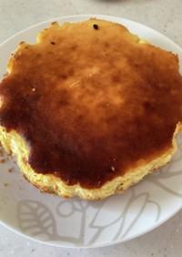 ざっくりベイクドチーズケーキ