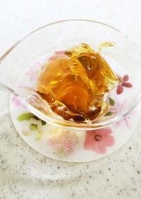 ♥麦茶ゼリー♥