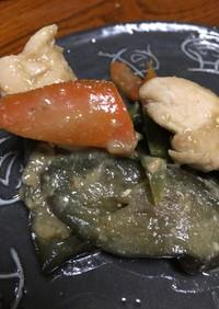 激ウマ❣️鶏肉と野菜の味噌炒め
