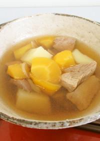 チムシンジ(豚レバーのお汁)