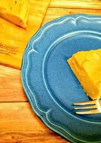 低脂質スイートポテトケーキ