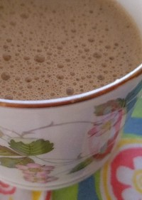 タンポポコーヒーとMCTオイルでチャージ