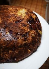 HMとヨーグルトde炊飯ケーキ