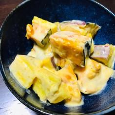 さつま芋と南瓜のマーマレードサラダ★