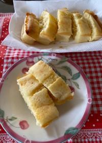 HMとヨーグルトの簡単パウンドケーキ!
