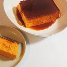 バターナッツかぼちゃの濃厚プリン