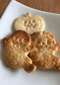 ハロウィンポリ袋一つ簡単ザクザククッキー