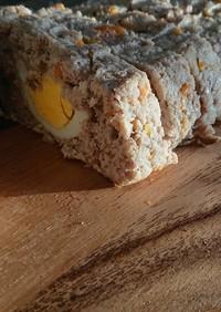 ミートローフ おからパウダー お豆腐使用