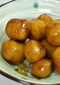 田舎料理の定番「里芋の煮っころがし」