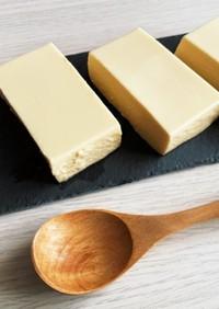 スライスチーズでレアチーズムース