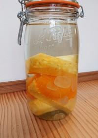 果実酒(パイナップル&オレンジ)