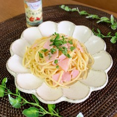 エビ塩♡スパゲティサラダ
