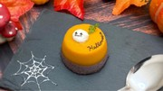 犬おやつ♡ハロウィン用 かぼちゃプリンの写真