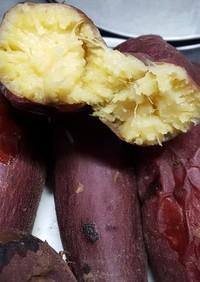 トロトロ♥炊飯器で蒸し焼き芋