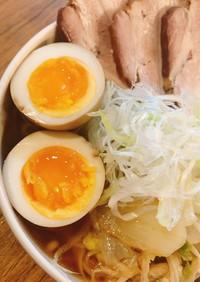 とろーり染染煮卵