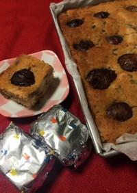 渋皮煮のパウンドケーキ