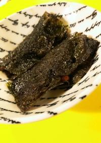 旦那考案!めちゃ美味しい納豆海苔巻き♡