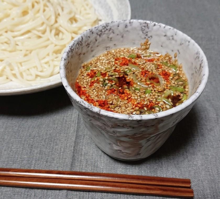 【和風?中華風?】つけ麺のつゆ