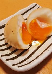 お酒のお供に☆トロトロ煮卵