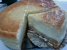 ♪簡単!ベイクドチーズケーキ♪