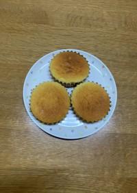 初めてでも簡単「マドレーヌ☆レモン風味」