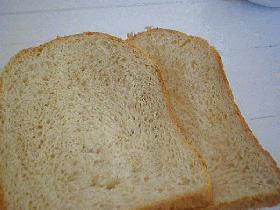 オートミールと全粒粉のパン(HB)