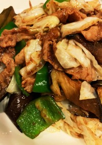 コストコのタレと味噌で、激うま★回鍋肉
