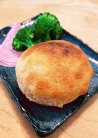 【給食コピー食】ゼノワーズパン