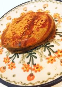 ヘンププロテインのホットケーキ
