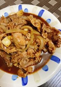 ⭐️ 簡単で美味しい豚肉のスタミナ炒め