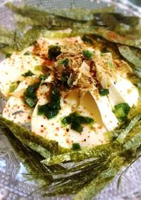 モッツアレラチーズの簡単おつまみ