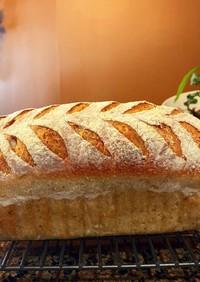 全粒粉で!ふわふわ♡フランスパン