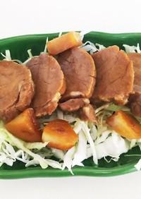 豚ヒレ肉でチャーシュー