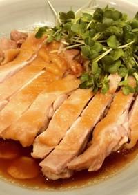 レンジで!鶏もも肉の照り焼き