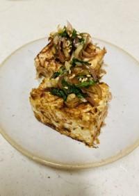 豆腐の変わりステーキ
