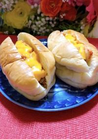 豚orウインナーキムチチーズドッグ