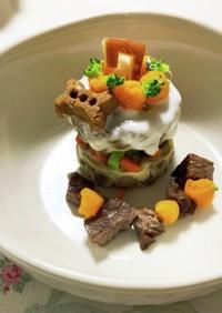 わんこ用 誕生日 犬用バースデーケーキ