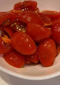 プチトマトのあっさりマリネ