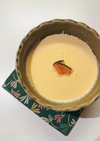 米麹甘酒入り かぼちゃプリン