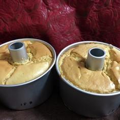 スタイリッシュ型シフォン18㎝紅茶2台