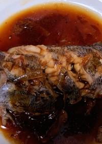 「煮魚の基本」クロムツの煮付け