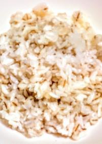 もち麦ご飯をよりモチモチに炊く方法