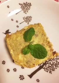 豆腐サバ缶の辛子マヨネーズオーブン焼き