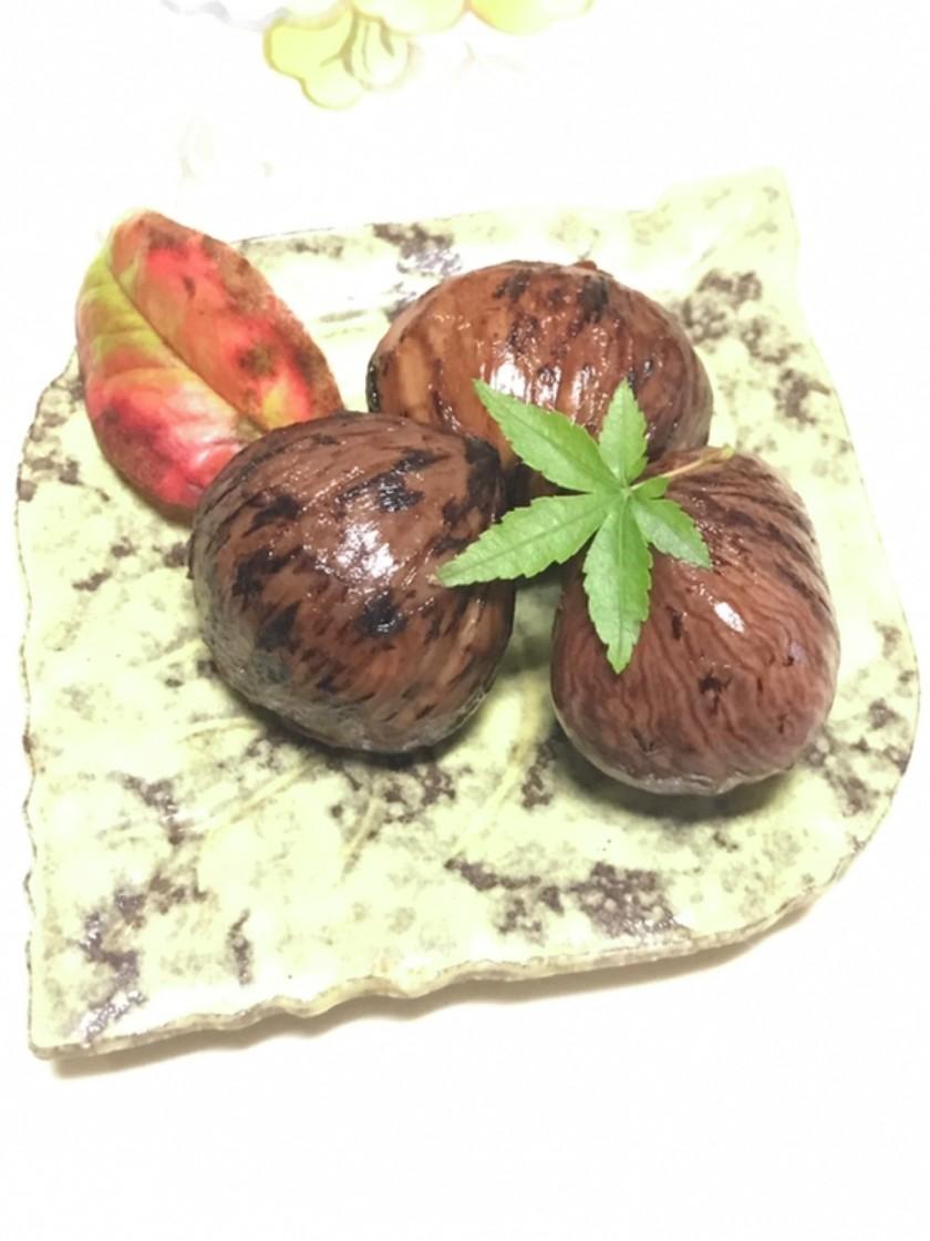 簡単美味しい美容食生栗からの渋皮煮渋皮栗