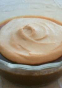チーズきな粉クリーム&コーヒーゼリー♥