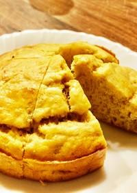離乳食後期〜完了期♡バナナケーキ