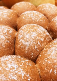 レンジで簡単発酵もちふわチョコちぎりパン